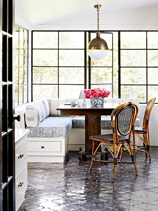 best ways to decorate your dining room like french bistro - Best Ways To Decorate Your Dining Room Like French Bistro