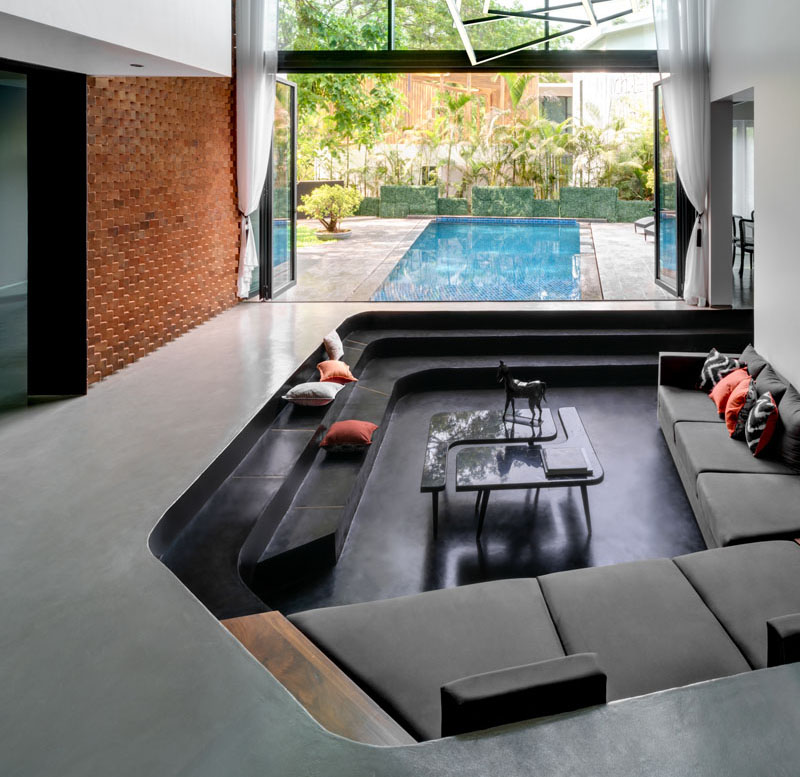 cool sunken space ideas inspired by real projects - Cool Sunken Space Ideas Inspired By Real Projects