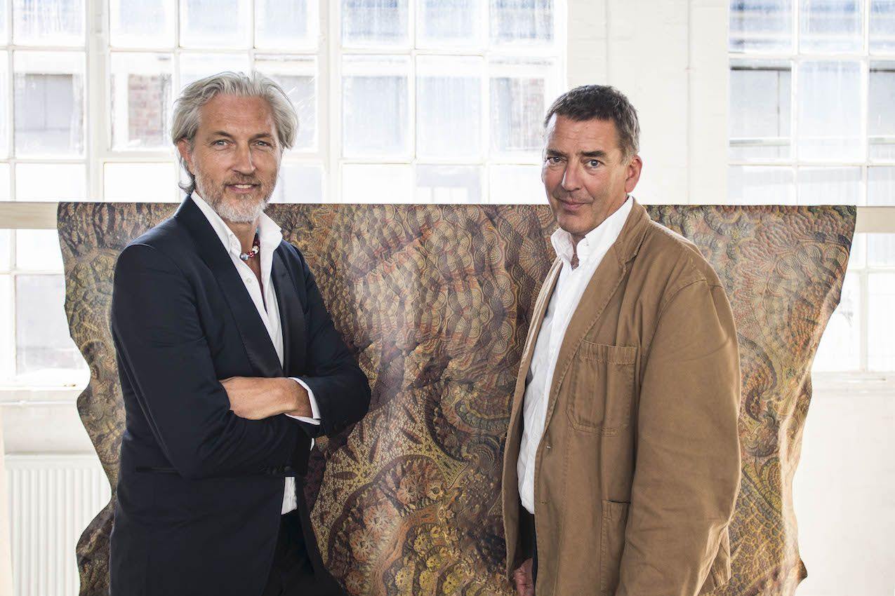 marcel wanders puts creativity to leather launches boutique of artful designs - Marcel Wanders Puts Creativity to Leather, Launches Boutique of Artful Designs