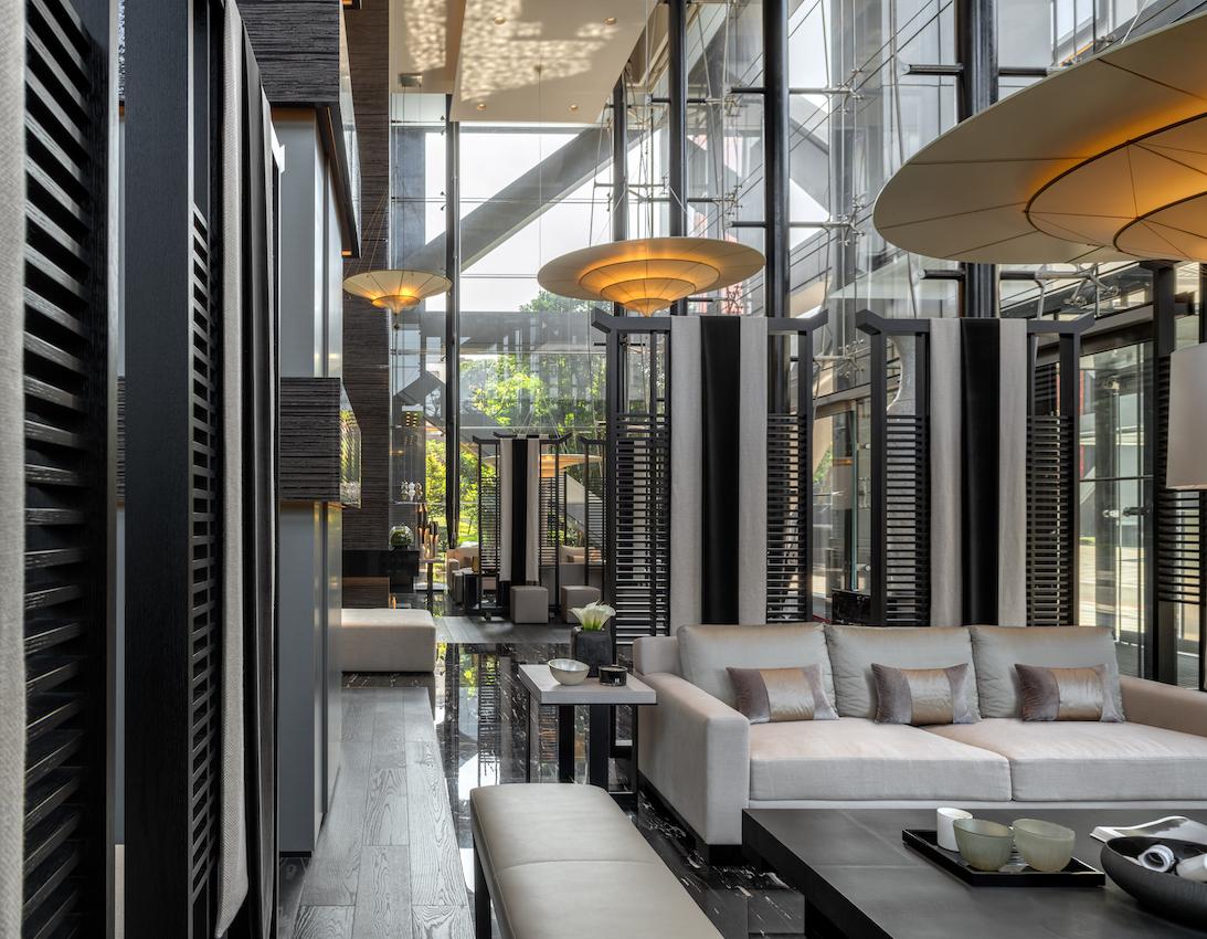 serene livable luxury is the focus of taipei residential towers - Serene, Livable Luxury is the Focus of Taipei Residential Towers