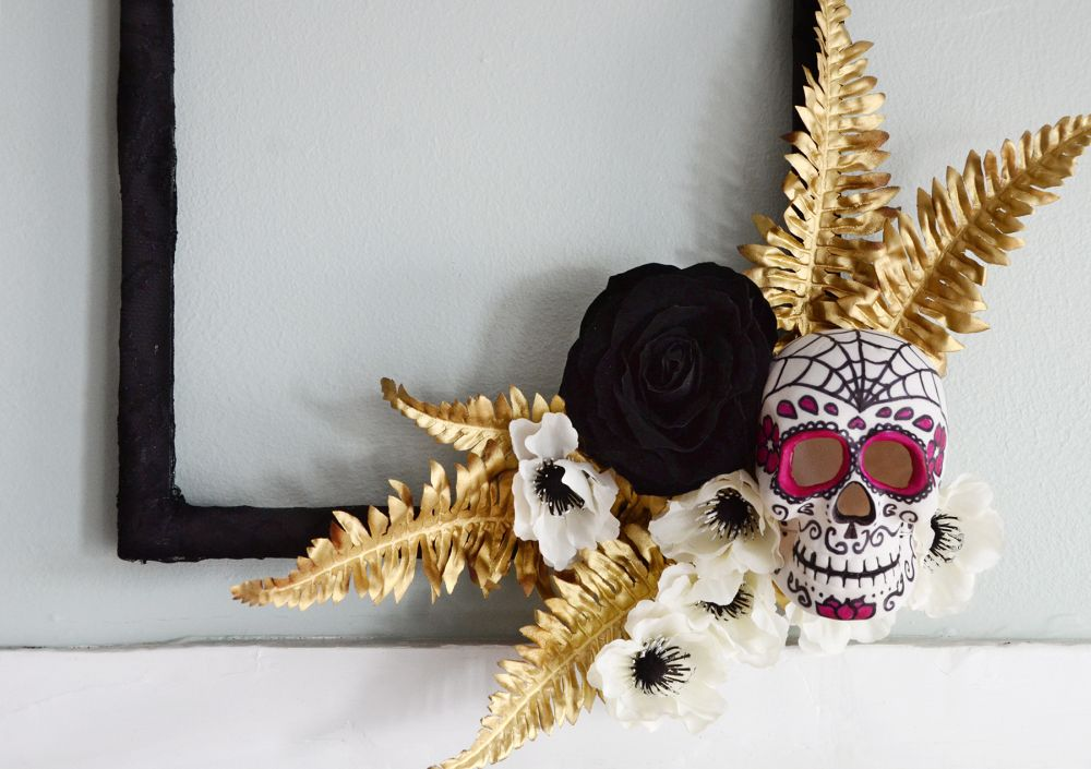 start the spooky season in style with some amazing skull crafts - Start The Spooky Season In Style With Some Amazing Skull Crafts