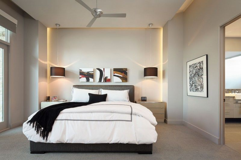 1572605432 659 20 beautiful examples of how a master bedroom should look like - 20 Beautiful Examples Of How A Master Bedroom Should Look Like