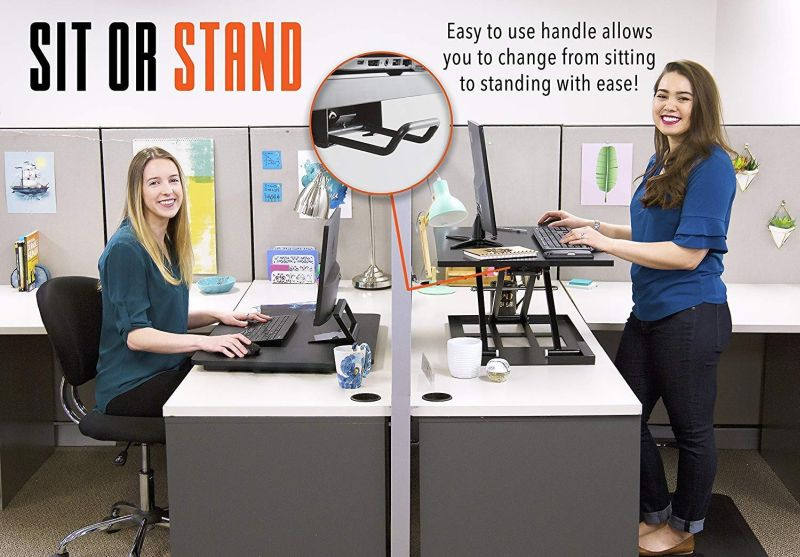 1572697381 415 the best standing desk for your work space - The Best Standing Desk for Your Work Space