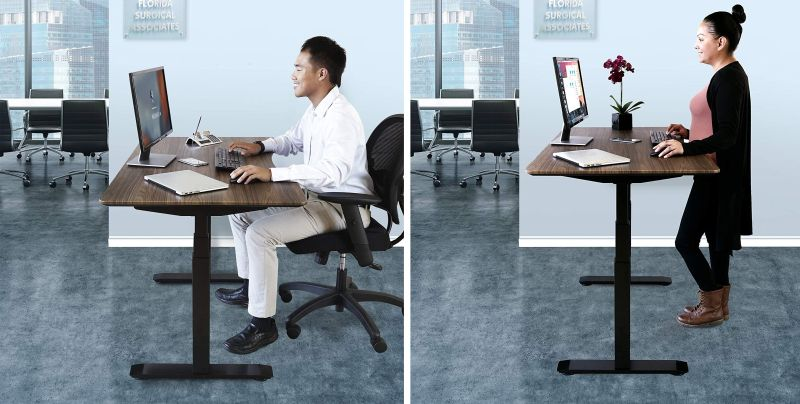 1572697381 809 the best standing desk for your work space - The Best Standing Desk for Your Work Space