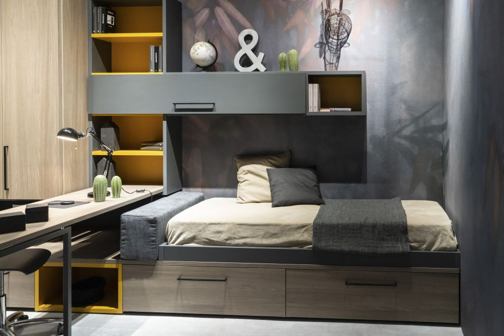 1572864203 318 cool furniture and design ideas for teenage rooms - Cool Furniture And Design Ideas For Teenage Rooms