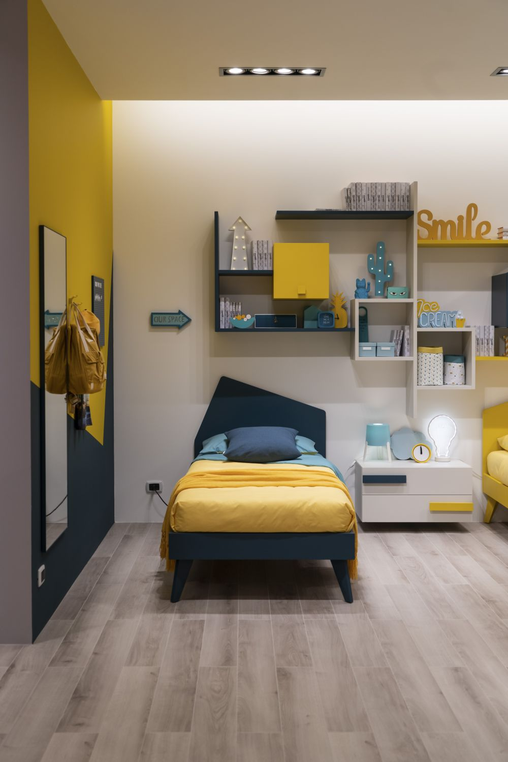1572864203 610 cool furniture and design ideas for teenage rooms - Cool Furniture And Design Ideas For Teenage Rooms