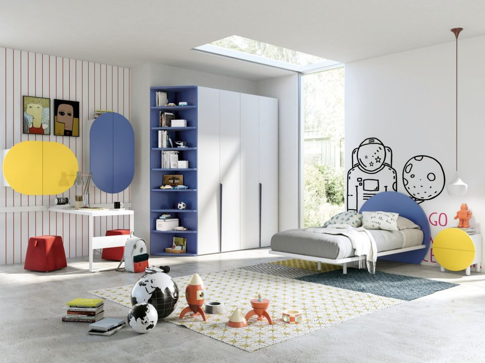1572864204 299 cool furniture and design ideas for teenage rooms - Cool Furniture And Design Ideas For Teenage Rooms