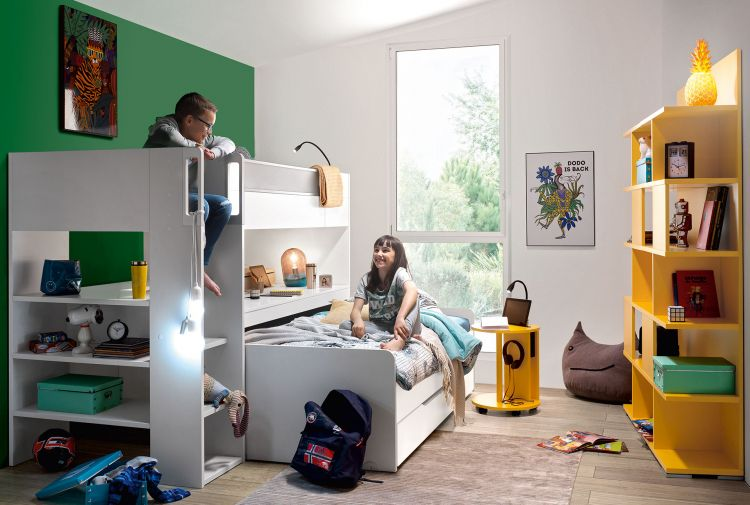 1572864204 450 cool furniture and design ideas for teenage rooms - Cool Furniture And Design Ideas For Teenage Rooms