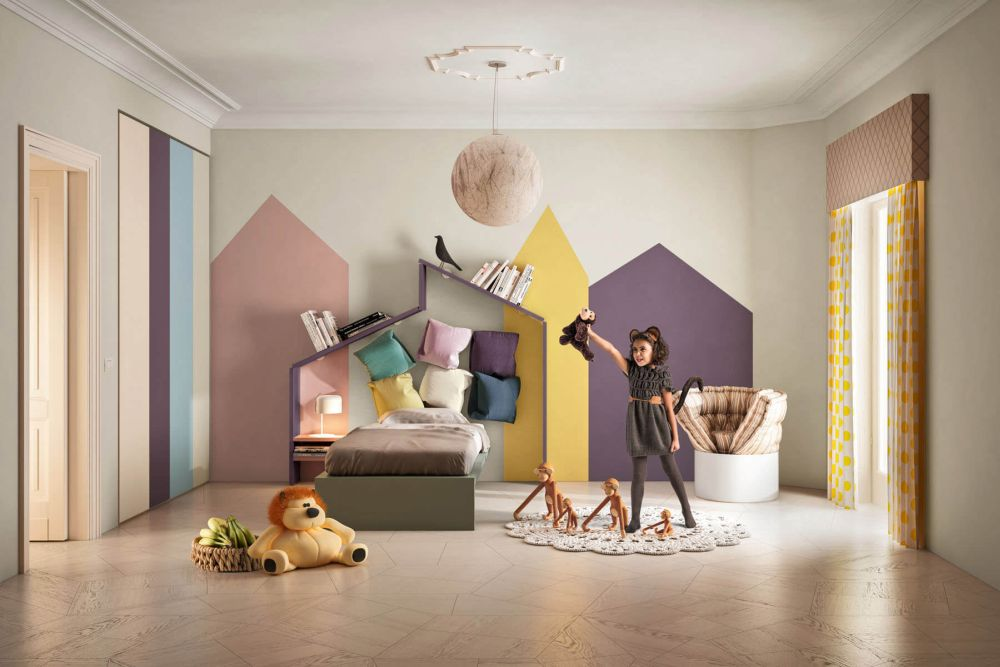 1572864204 499 cool furniture and design ideas for teenage rooms - Cool Furniture And Design Ideas For Teenage Rooms