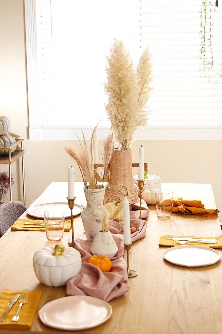 1572879881 4 beautiful thanksgiving decorations that anyone can make - Beautiful Thanksgiving Decorations That Anyone Can Make