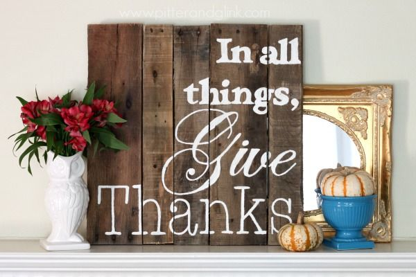 1572879882 215 beautiful thanksgiving decorations that anyone can make - Beautiful Thanksgiving Decorations That Anyone Can Make