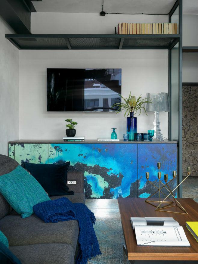 Wall Mounted TV Furniture