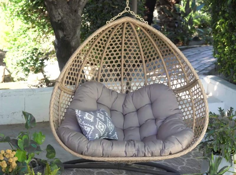 1572943326 77 the best swing chairs for patios gardens and backyards - The Best Swing Chairs for Patios, Gardens and Backyards