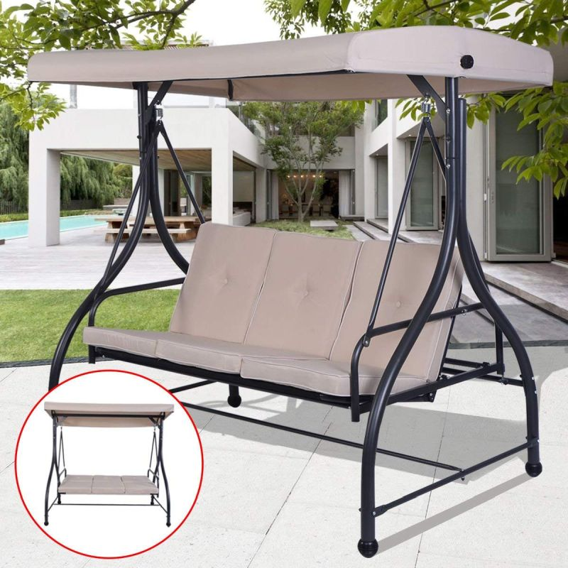 1572943326 829 the best swing chairs for patios gardens and backyards - The Best Swing Chairs for Patios, Gardens and Backyards