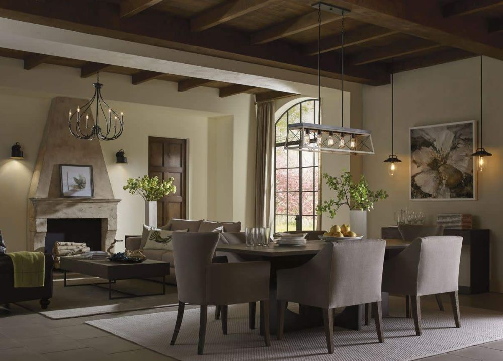1572953141 818 25 farmhouse lighting ideas for warm and homely decors - 25 Farmhouse Lighting Ideas For Warm And Homely Decors