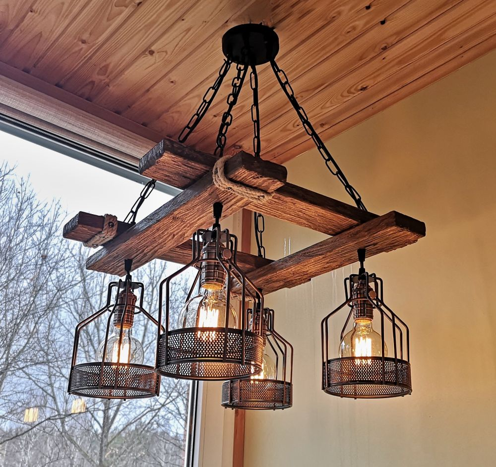 1572953142 635 25 farmhouse lighting ideas for warm and homely decors - 25 Farmhouse Lighting Ideas For Warm And Homely Decors