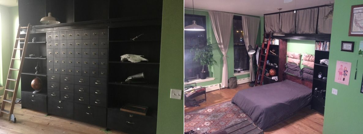 1572957600 49 how to reinvent a spare room with a diy murphy bed - How To Reinvent A Spare Room With A DIY Murphy Bed