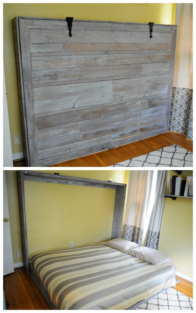 1572957601 218 how to reinvent a spare room with a diy murphy bed - How To Reinvent A Spare Room With A DIY Murphy Bed
