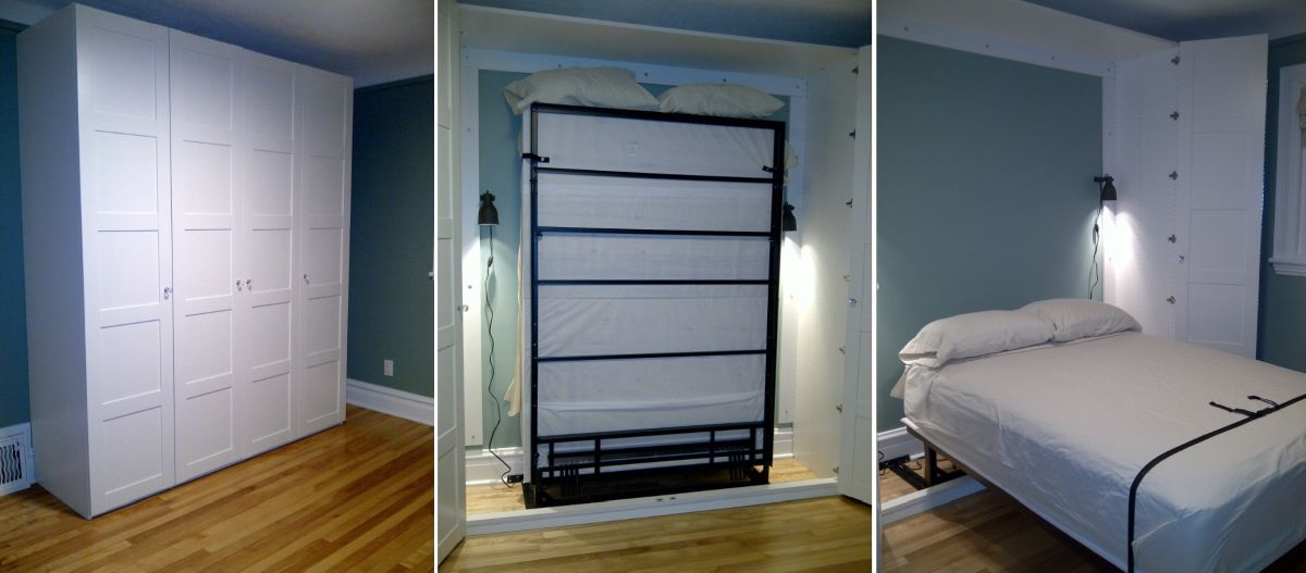 1572957601 381 how to reinvent a spare room with a diy murphy bed - How To Reinvent A Spare Room With A DIY Murphy Bed