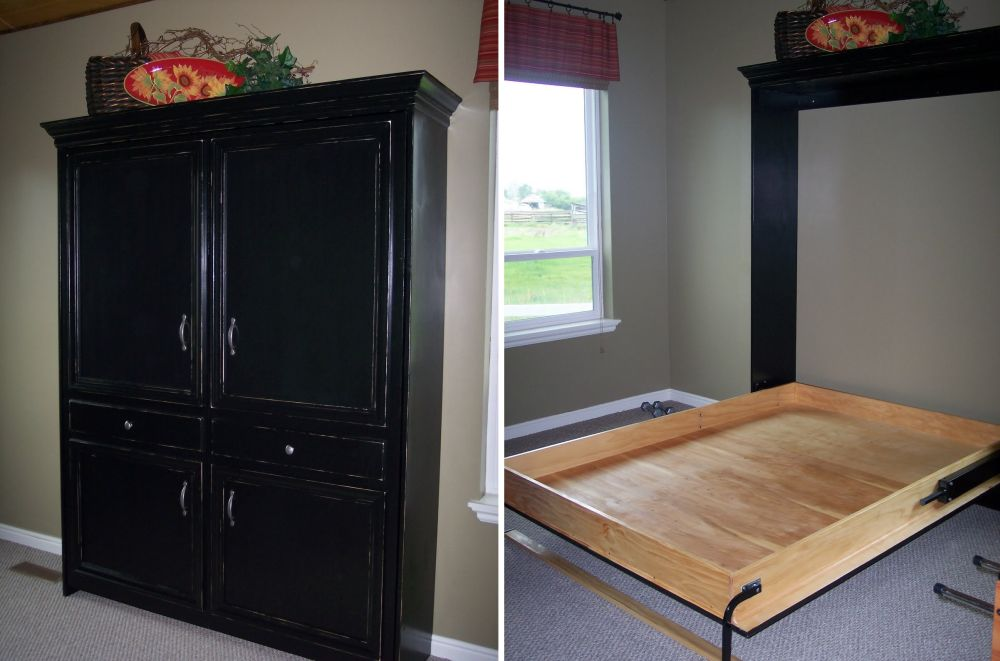 1572957601 559 how to reinvent a spare room with a diy murphy bed - How To Reinvent A Spare Room With A DIY Murphy Bed