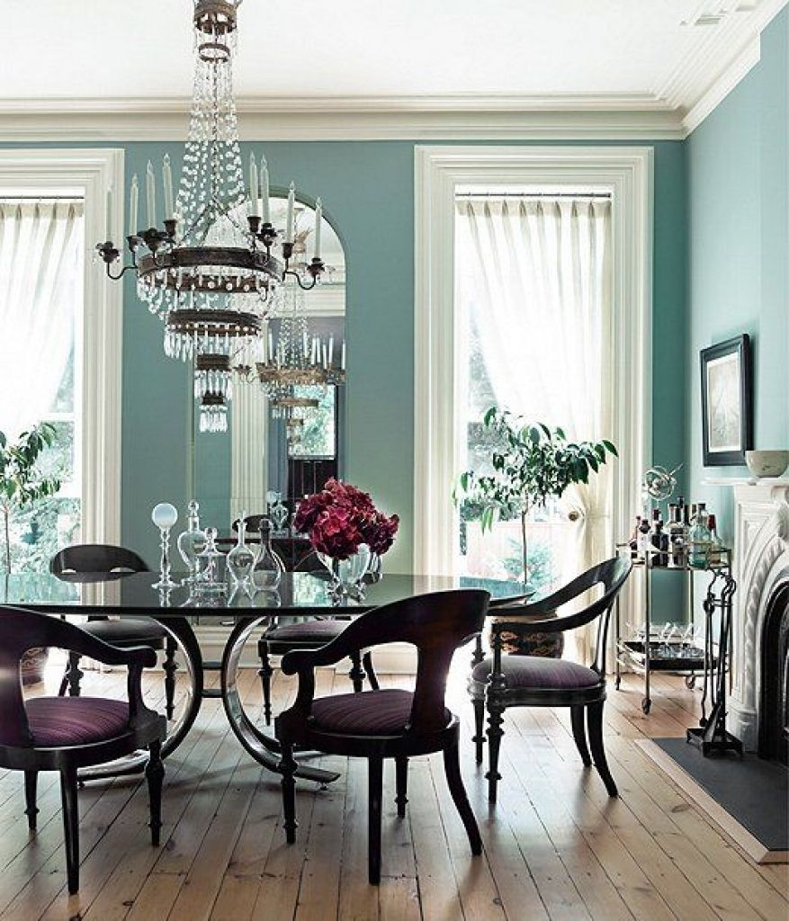 1572969145 4 20 beautiful blue rooms ideas to decorate with blue - 20 Beautiful Blue Rooms – Ideas To Decorate With Blue