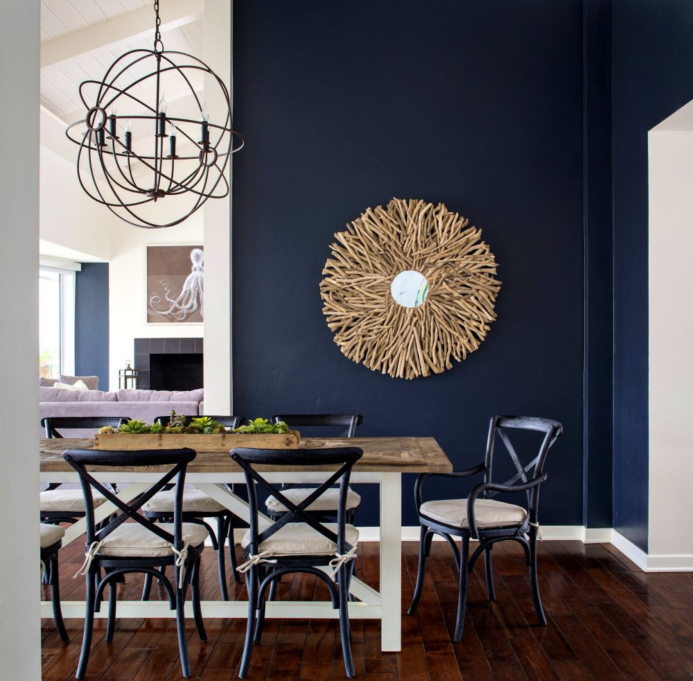 1572969148 207 20 beautiful blue rooms ideas to decorate with blue - 20 Beautiful Blue Rooms – Ideas To Decorate With Blue