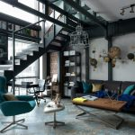Tribeca inspired loft 1 150x150 - Beautiful & Inspiring Tribeca Loft In Moscow