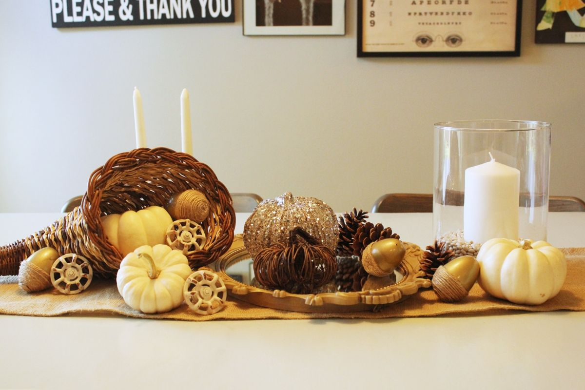 beautiful thanksgiving decorations that anyone can make - Beautiful Thanksgiving Decorations That Anyone Can Make