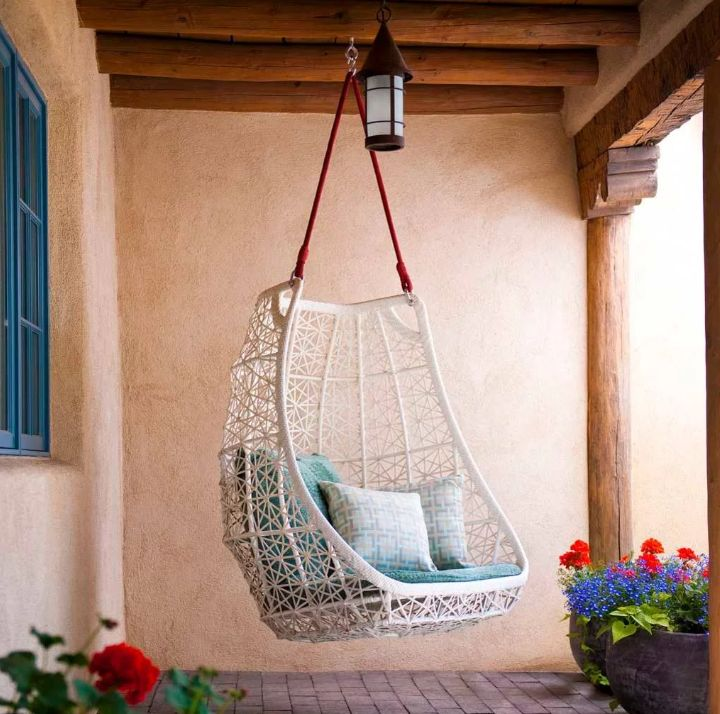 the best swing chairs for patios gardens and backyards - The Best Swing Chairs for Patios, Gardens and Backyards