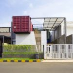 Indonesia Container for Urban Living Atelier Riri 150x150 - Industrial Family Home Made From Shipping Containers And Reclaimed Pallets