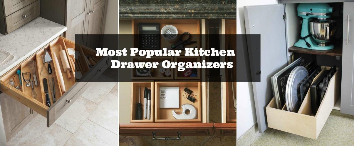 Kitchen drawer organizer most popular ideas - The Most Popular Kitchen Drawer Organizers You Can Get Right Now